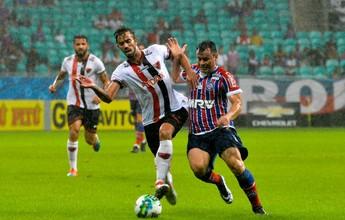 Na estreia de Guto, Bahia vence o Oeste e encerra sequência de derrotas