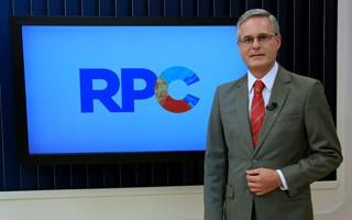 Fernando Parracho  (Foto: Rubens Vandresen / RPC)