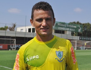 Lateral Raul no América-MG (Foto: Assessoria AFC)