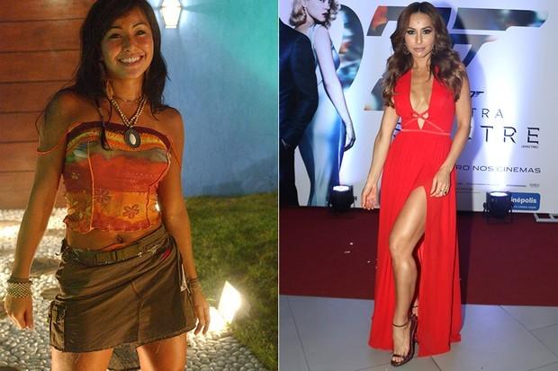 Sabrina Sato ficou sarada, perdeu peso e é dona de uma dos corpos mais perfeitos no Brasil (Foto: TV Globo/Divulgação/Reprodução)