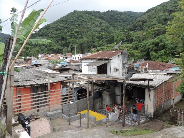 Vila Progrresso São Sebastião (Foto: Departamento Comunicação São Sebastião)
