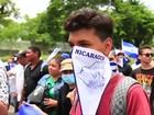 Repressão a opositores ofusca aniversário de revolução na Nicarágua