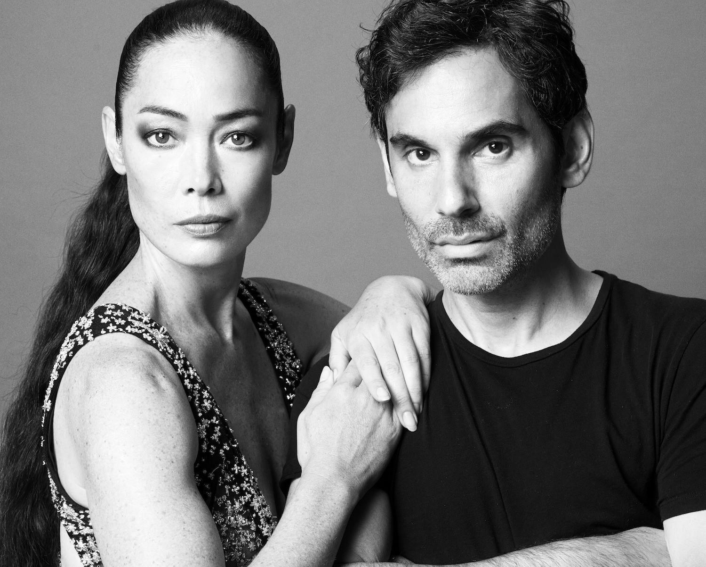 Promo-Vogue-Cecilia-Dean-Fio-da-Meada-Iguatemi (Foto: François Nars )