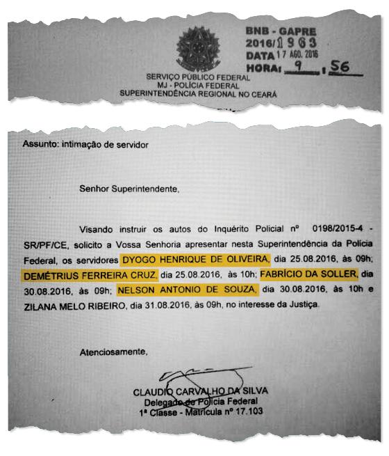 O ministro do Planejamento, Dyogo de Oliveira, foi intimado a depor pela PF (Foto: Reprodução)