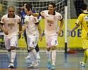 Com dois gols de Rafa, Corinthians segura Jaraguá e avança à semifinal