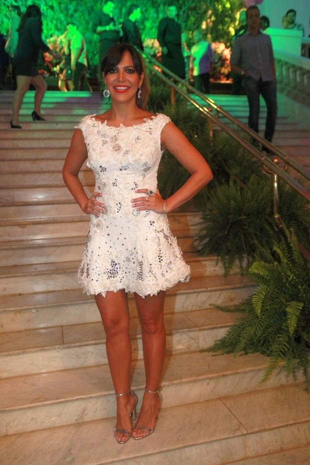 Carol Sampaio (Foto: Isac Luz / EGO)