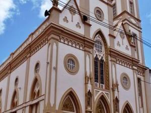 Igreja São Salvador, Aracaju. (Foto: Liliane Nascimento)