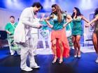 Viviane Araújo estreia peça em São Paulo e samba após apresentação