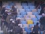 Torcedores do Timão são detidos no Maraca após identificação da Polícia