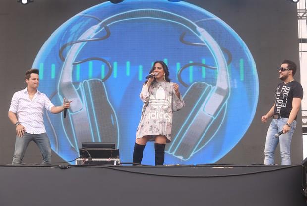 Show de Anitta no festival Brahma Valley (Foto: Iwi Onodera / EGO)