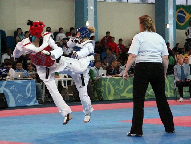 Taekwondo Talisca Reis (Foto: Arquivo Pessoal)