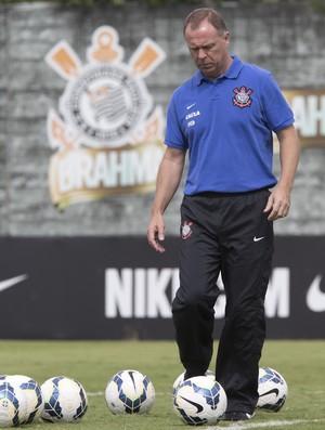 Mano Menezes Corinthians (Foto: Daniel Augusto Jr/Ag. Corinthians)