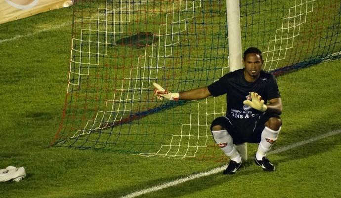Bruno, goleiro, Boa Esporte, Tupynambás (Foto: Bruno Ribeiro)