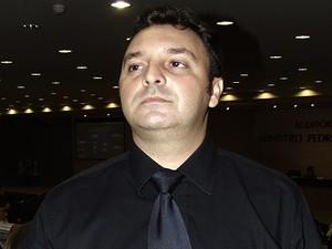 Haroldo Gonçales chegou a ser preso, mas foi liberado dois meses depois.  (Foto: Ascom/PC)