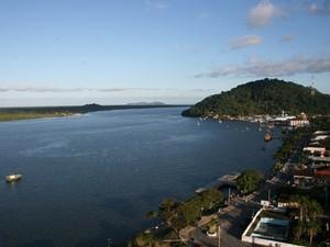 Cananéia é conhecido destino turístico na região do Vale do Ribeira (Foto: Divulgação / Prefeitura de Cananéia)