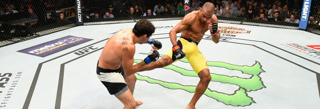 Vitória de Edson Barboza e revés de Holly Holm marcam UFC Chicago (Getty Images)