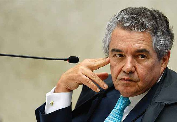 O ministro do STF, Marco Aurelio Mello (Foto: Nelson Jr/SCO/STF)