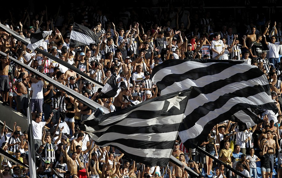 Torcida Botafogo - Botafogo x Bahia aed1a8c958721
