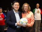 Hyundai lança projeto para distribuir 100 mil bolas a crianças de 5 estados