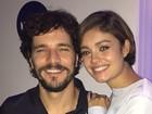 Sophie Charlotte e Daniel de Oliveira se casam em dezembro, diz assessoria