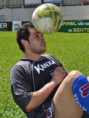kerlon paraná clube (Foto: Jairton Conceição/RPC TV  )