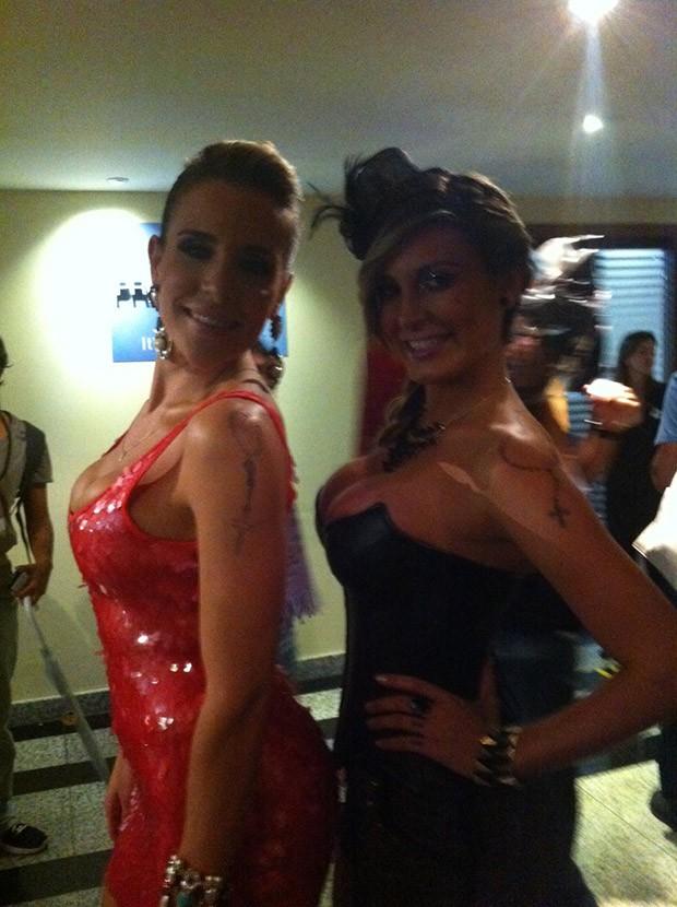 Joana Machado e Joana Machado (Foto: CO Assessoria / Divulgação)