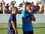 Com ''dois times'' no estadual, Betinho explica: ''Vou precisar de todos''