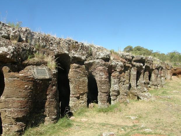 Grutas del Palacio, no Uruguai (Foto: Mevrob/Creative Commons)