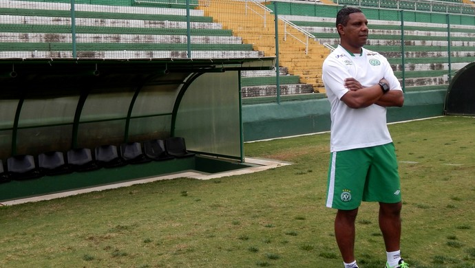 Celso Rodrigues Chapecoense (Foto: Laion Espíndula)