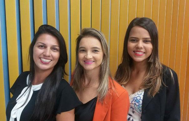 Patrícia Belo, Samara Barra e Layane Óliver vão estar ao vivo no Inter TV Notícia