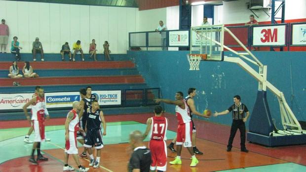 LSB - Viagem - jogo (Foto: Rafaela Gonçalves/Globoesporte.com)