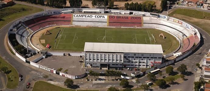 Estádio Jayme Cintra, Paulista (Foto: Divulgação/ Paulista )