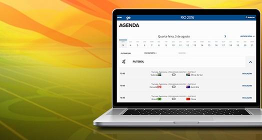 agenda rio 2016 (infoesporte)