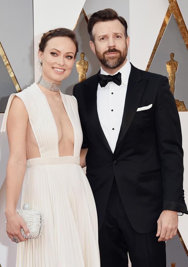 Oscar 2016 - Olivia Wilde (Foto: Getty Images)
