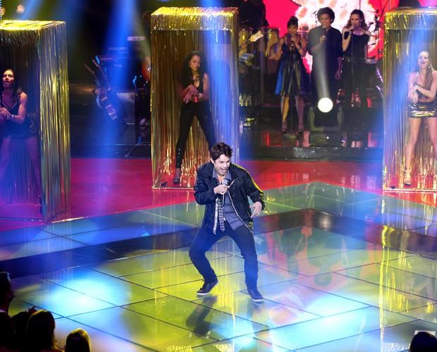Gabriel (Foto: The Voice Brasil/TV Globo)