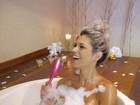 Janaina Santucci faz tratamentos estéticos para brilhar na Sapucaí