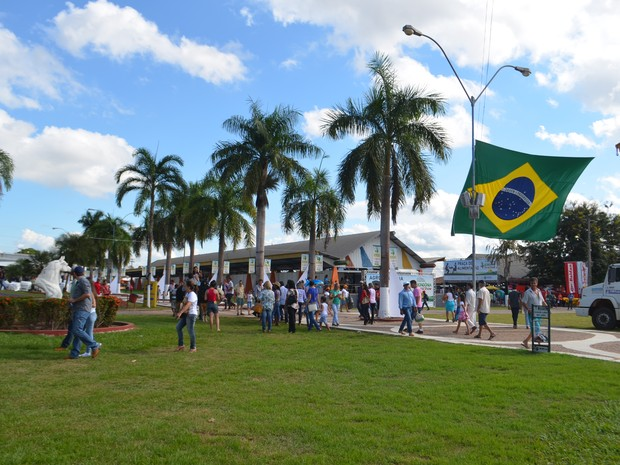 4ª Rondônia Rural Show tem saldo final positivo, avaliam organizadores (Foto: Samira Lima/G1)