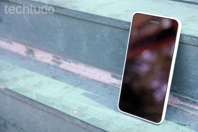 Lumia 635 (Foto: Tainah Tavares/TechTudo)