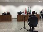 Acusado de ser mandante de chacina que deixou 7 mortos é julgado em RR