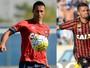 Com vínculos curtos, Atlético-PR tenta manter Christián Vilches e Jadson