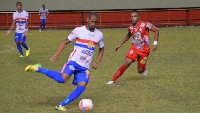 Rio Branco x Plácido de Castro (Foto: Duaine Rodrigues)