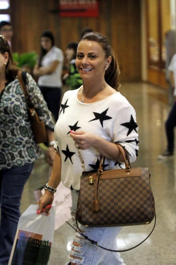 Viviane Araújo (Foto: Marcos Ferreira / photo rio news)