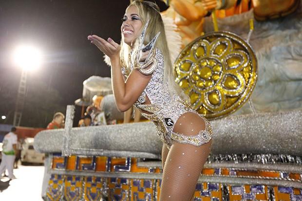 Nani Ribeiro (Foto: Eduardo Saraiva/ Ed. Globo)