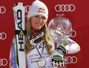 Lindsey Vonn esqui  (Foto: Getty Images)
