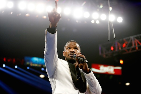 O ator Jamie Foxx (Foto: Getty Images)