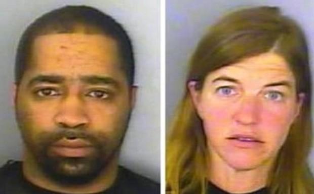 Marvin Holmes II foi preso após confessar que penhorou a aliança de casamento para pagar pelos serviços de Rhonda Kelley (Foto: Divulgação/Greenwood Police Department)