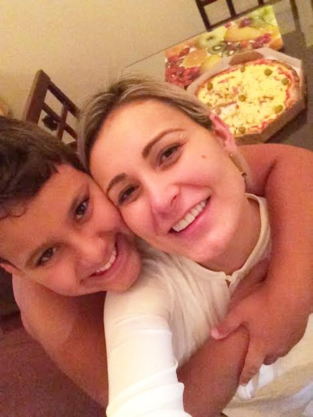 Andressa Urach (Foto: arquivo pessoal)