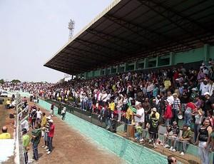 Estádio Matsubara Cambará (Foto: Ovanir de Jesus/arquivo pessoal)