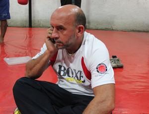 Ulysses Pereira em Teresina (Foto: Emanuele Madeira/GLOBOESPORTE.COM)