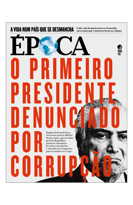 Capa home revista Época - Edição 993 (Foto: Época )